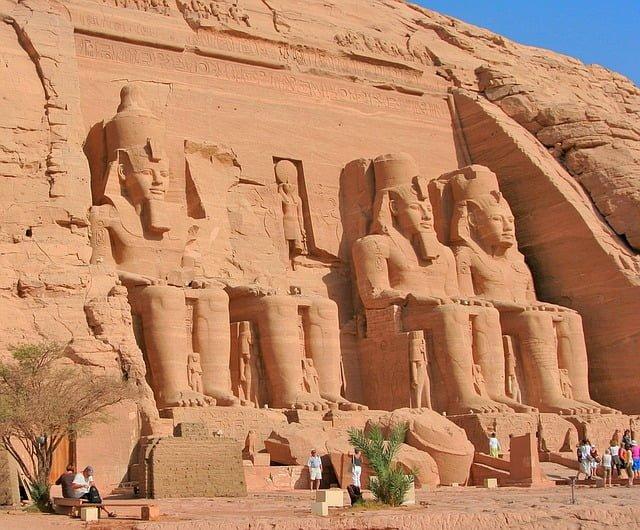 tempio-Ramses II- Abu-Simbel